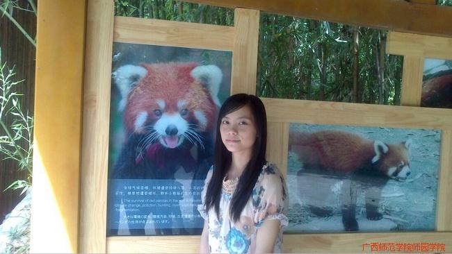 林周珺鹤  外语系日语2011级毕业生,考上广西师范大学外语学院日语笔译专业硕士研究生。