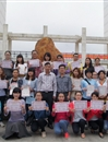 我院学生参加首届全国英语口语测评大赛喜获佳绩