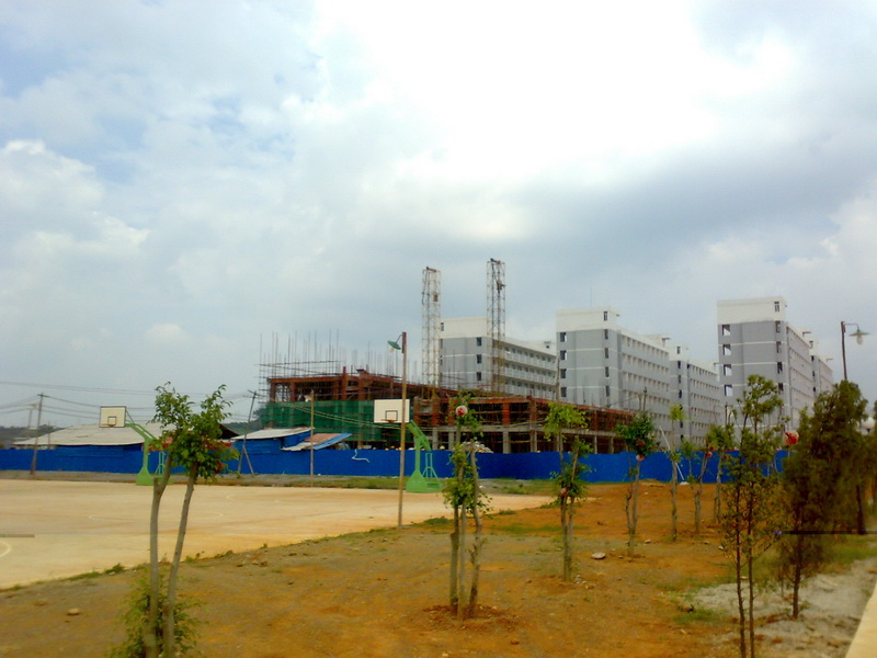 2010年以前的校园