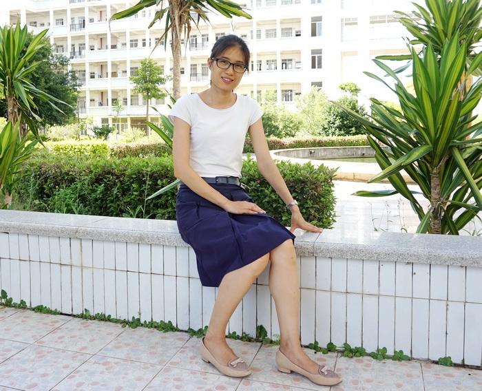 王珍珍:2013-2015年广西师范学院师园学院创先争优优秀党务工作者
